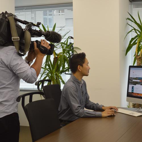 9月16日放送「ゆうがたサテライト」(テレビ東京)にて、当社のマンション価格査定サービス「ふじたろう」が紹介されました。