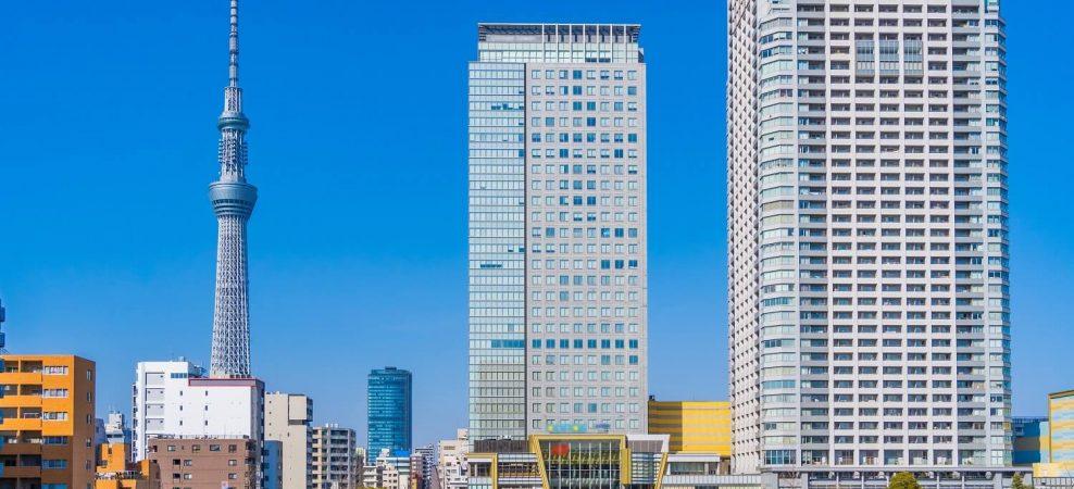 再開発で人口増加中!注目される墨田区・錦糸町の区分マンション投資