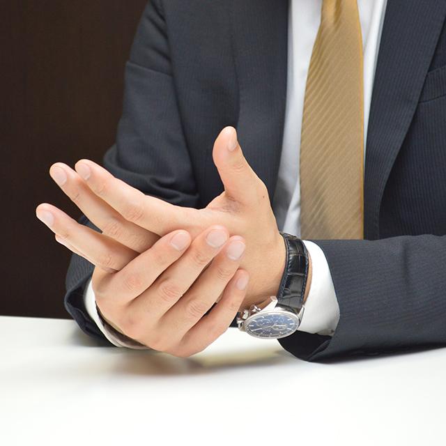 他社から提案を受けていた案件の相談にも、親身になって答えてくれました。